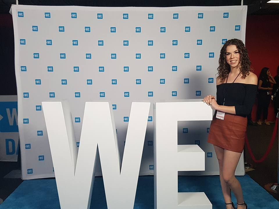 We Day! Air Canada Centre in Toronto (September 28, 2018)